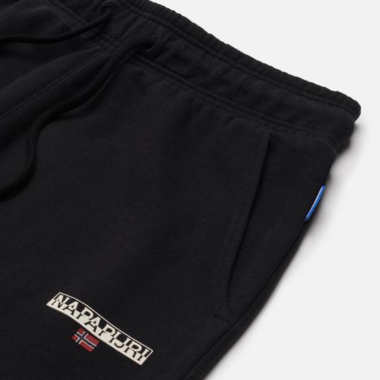 Мужские шорты Napapijri Ice Black
