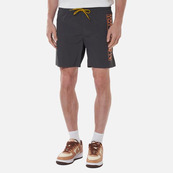 Мужские шорты Napapijri Victor Swim Dark Grey Solid