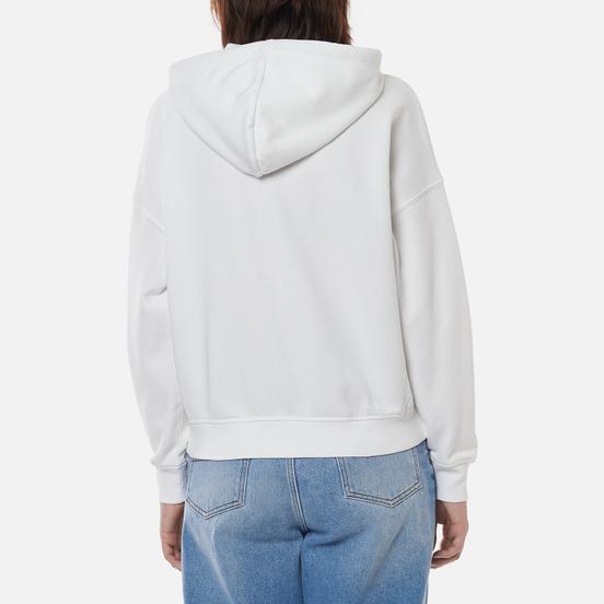 Женская толстовка Napapijri Bilea Full-Zip Hoodie Bright White