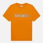 Женская футболка Napapijri Silea Marmalade Orange фото - 0