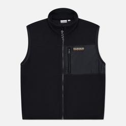 Мужской жилет Napapijri Trentino Fleece Black