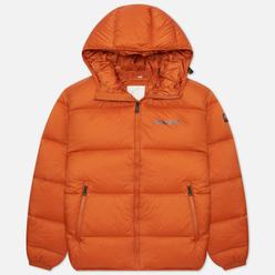 Мужской пуховик Napapijri Suomi Hooded Orange Ginger