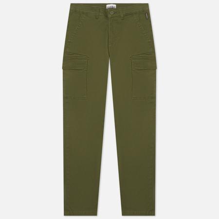 Мужские брюки Napapijri Moto Cargo, цвет оливковый, размер 30