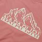 Мужская футболка Napapijri Saretine Pink Lulu фото - 2
