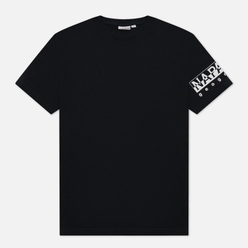Мужская футболка Napapijri Sadas Black
