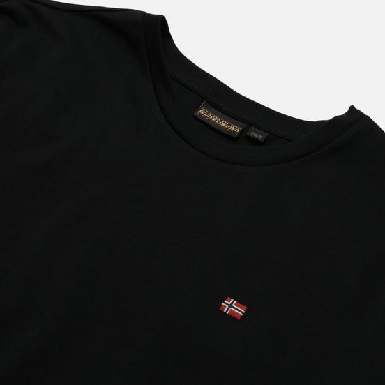 Мужская футболка Napapijri Salis Black