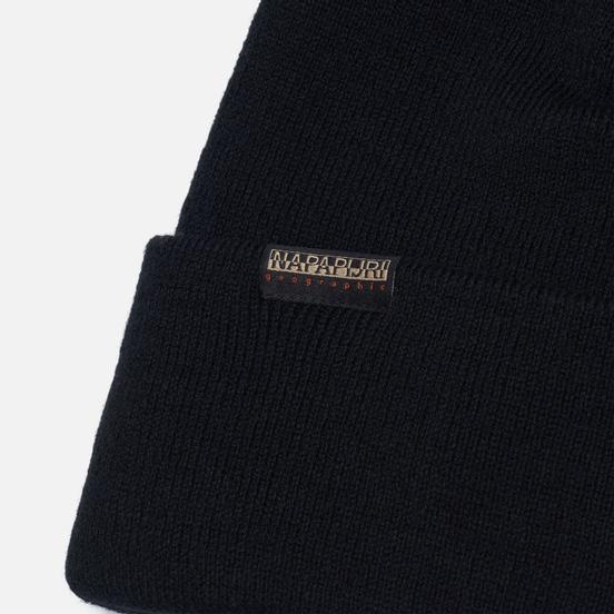 Шапка Napapijri Faro 1 Black