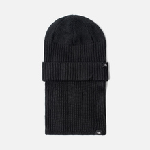 Набор аксессуаров The North Face Knit Beanie Gaiter TNF Black фото- 1