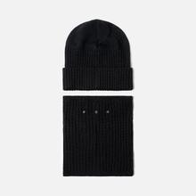 Набор аксессуаров The North Face Knit Beanie Gaiter TNF Black фото- 4