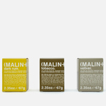Набор ароматических свечей Malin+Goetz Dark Rum/Tobacco/Vetiver фото- 1