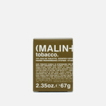 Набор ароматических свечей Malin+Goetz Dark Rum/Tobacco/Vetiver фото- 5