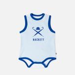 Набор детской одежды Hackett Logo White/Sky фото- 3