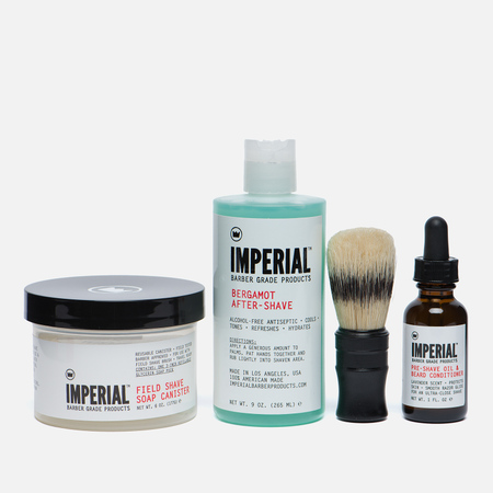 Набор для бритья Imperial Barber Field Shave Kit