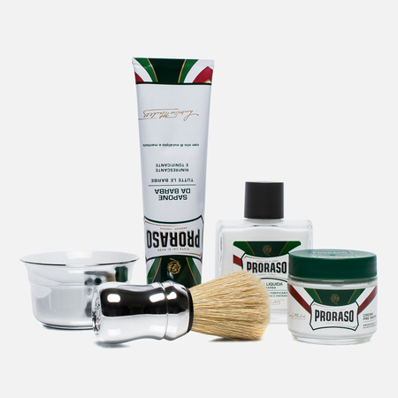 Набор для бритья Proraso Classic Full Shaving Metal Box