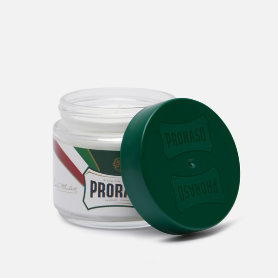 Набор для бритья Proraso Gino Vintage Selection Tin Green Range