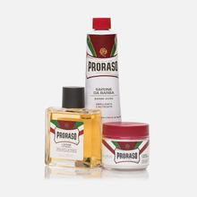 Набор для бритья Proraso Primadopo Vintage Selection Tin Red Range фото- 1