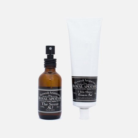 ROYAL APOTHIC The Perfect Gentleman Shave Kit