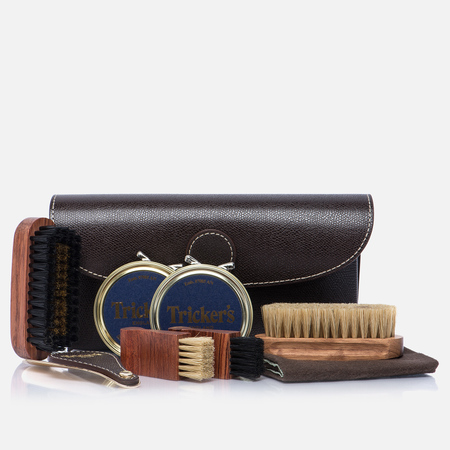 Набор для ухода за обувью Trickers Travel Kit