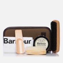 Набор для ухода за обувью Barbour Leather Care Kit фото- 0