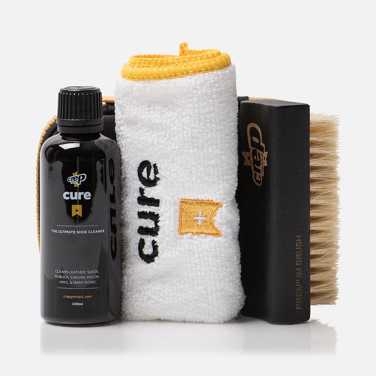 Набор для ухода за обувью Crep Protect Cure Sneaker Cleaning Kit