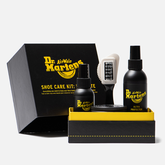 Набор для ухода за обувью Dr. Martens Ultimate Shoe Care Box