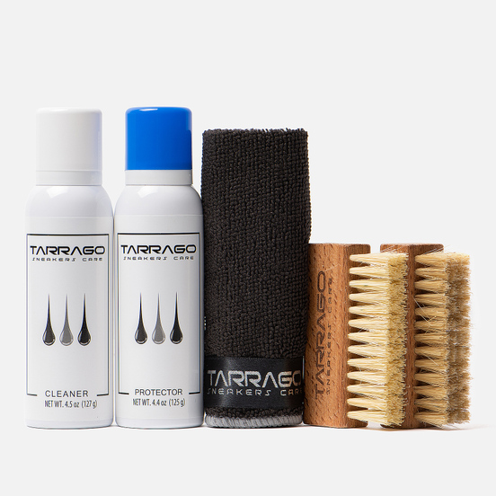 Набор для ухода за обувью Tarrago Sneakers Care Sneakers Kit Clean And Protect 5 Pieces
