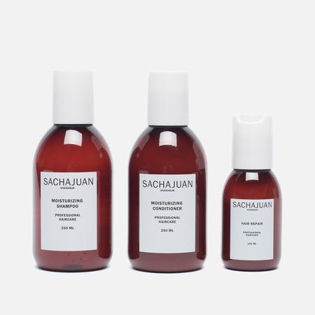 Набор по уходу за волосами SACHAJUAN Moisturizing Gift 3 Pack