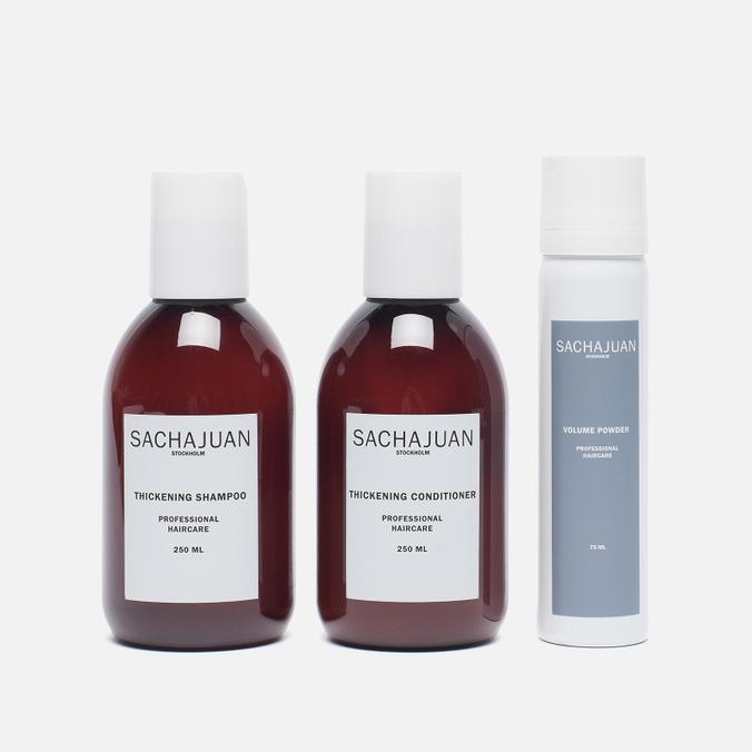 Набор по уходу за волосами SACHAJUAN Sealing Gift 3 Pack