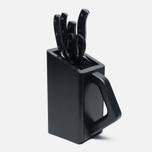 Набор кухонных инструментов Victorinox Forged Black фото- 0