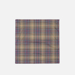 Barbour Tartan Cotton 3 pcs Handkerchiefs Set Multicolor photo- 3
