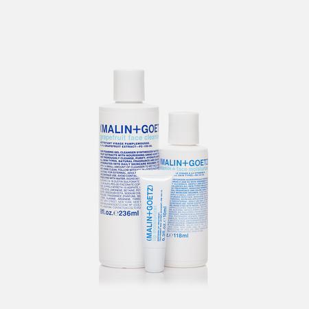Набор по уходу за лицом и телом Malin+Goetz Skincare Essentials Set