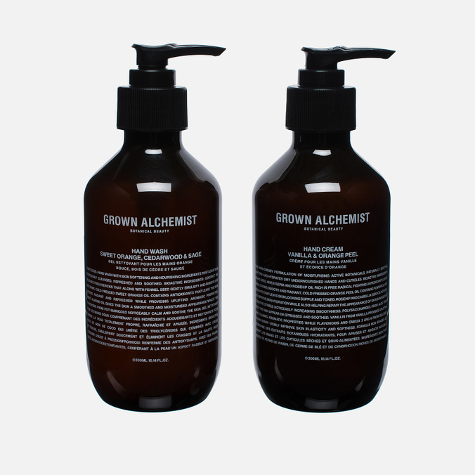 Набор по уходу за руками Grown Alchemist Handcare Set 300ml