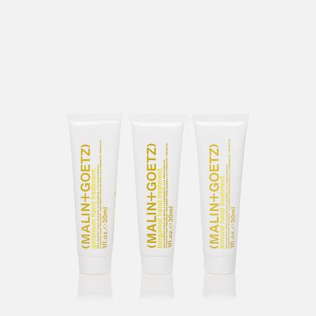 Набор по уходу за руками Malin+Goetz Vitamin B5 Hand Treatment Trio