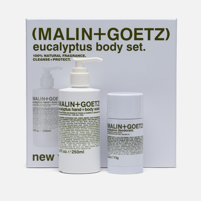 Набор по уходу за телом Malin+Goetz Eucalyptus Body Set