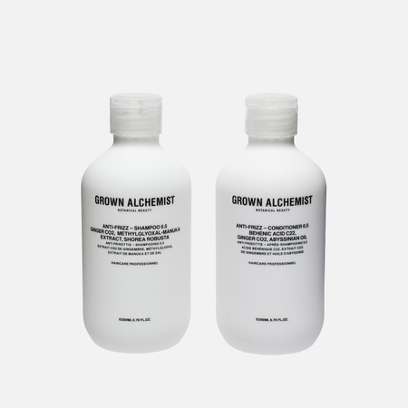 Grown Alchemist Anti-Frizz Haircare Twin Hair Care Set 200ml