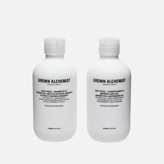 Набор по уходу за волосами Grown Alchemist Anti-Frizz Haircare Twin Set 200ml