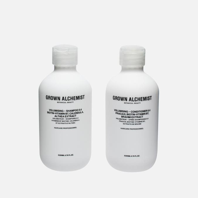 Набор по уходу за волосами Grown Alchemist Volumising Haircare Twin Set 200ml
