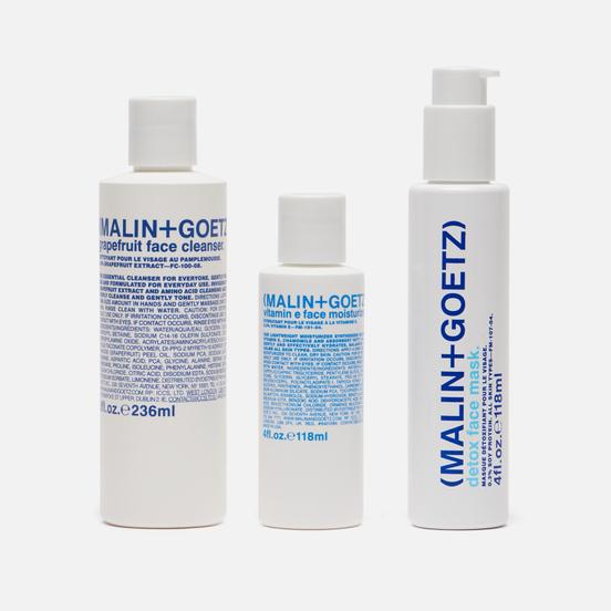 Набор средств для лица Malin+Goetz Saving Face