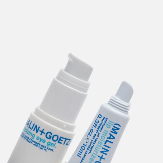 Набор средств для лица Malin+Goetz Skincare Essentials Set 4 Pieces