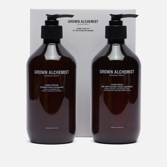 Набор средств для рук Grown Alchemist Handwash & Handcream Large