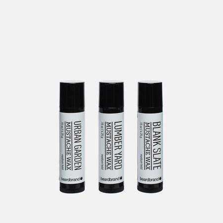 Набор воска для усов и бороды Beardbrand White Line 3 Pack