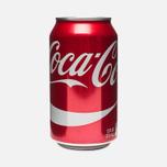 Газированная вода Coca-Cola Classic 0.35l фото- 0