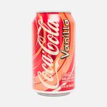 Газированная вода Coca-Cola Vanilla 0.35l фото- 0