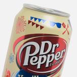 Газированная вода Dr Pepper Vanilla Float 0.35l фото- 1