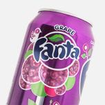 Газированная вода Fanta Grape 0.35l фото- 1
