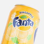 Газированная вода Fanta Pineapple 0.35l фото- 1