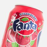 Газированная вода Fanta Strawberry 0.35l фото- 1