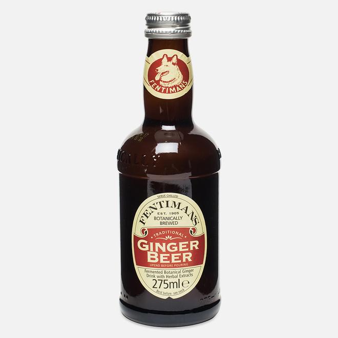 Газированная вода Fentimans Ginger Beer 0.275l