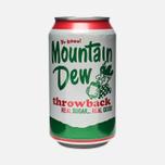 Газированная вода Mountain Dew Throwback 0.35l фото- 0