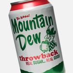 Газированная вода Mountain Dew Throwback 0.35l фото- 1
